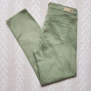 AG Adriano Goldschmied Prima Crop Women's Jeans